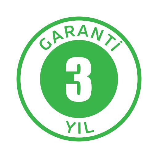 Üç yıl garantili temizlik makineleri