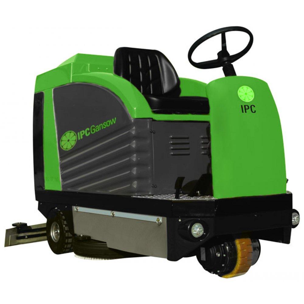 Gansow 252BF100 Binicili Zemin Temizleme Makinesi