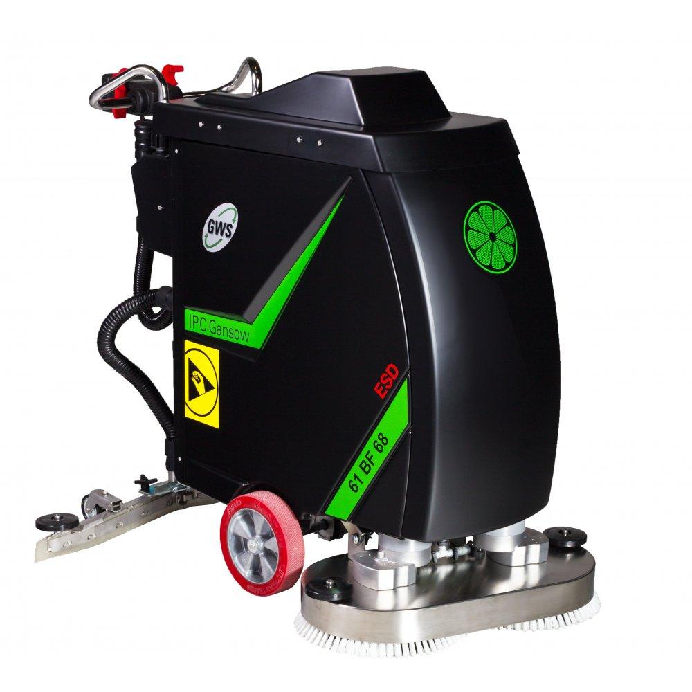 Gansow 61 BF 68 ESD Antistatik İticili Zemin Temizleme Makinesi